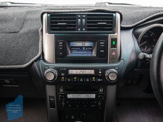 2013 Toyota Landcruiser Prado KDJ155R 11 Upgrade SX (4x4) Grey 5 Speed Sequential Auto Wagon