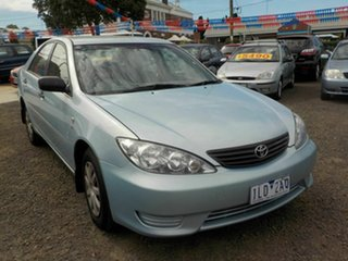 2005 Toyota Camry ACV36R Upgrade Altise Blue 4 Speed Automatic Sedan.
