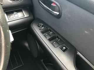2010 Mazda 6 GH1052 MY10 Classic Silver 6 Speed Manual Sedan