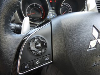Mitsubishi ASX XLS Red Automatic Wagon