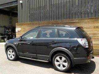 2011 Holden Captiva CG Series II 7 AWD CX Black 6 Speed Sports Automatic Wagon