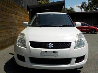 2006 Suzuki Swift RS415 Z Series White 5 Speed Manual Hatchback.