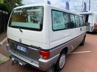 1993 Volkswagen Caravelle White Automatic Motor Camper