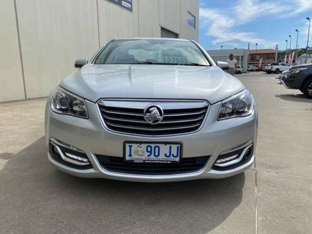 Used Holden Calais VF MY15 V Launceston, 2015 Holden Calais VF MY15 V Silver 6 Speed Sports Automatic Sedan