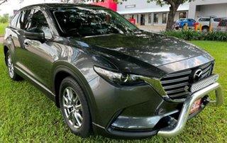2018 Mazda CX-9 TC Touring SKYACTIV-Drive i-ACTIV AWD Grey 6 Speed Sports Automatic Wagon.