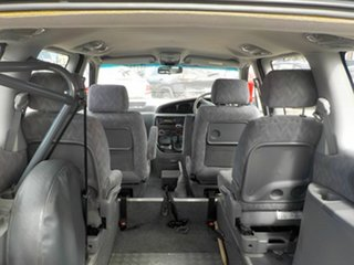 2003 Kia Carnival LS Blue 4 Speed Automatic Wagon