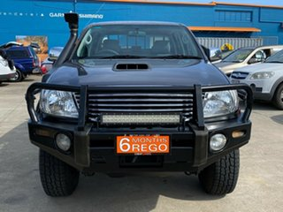 2008 Toyota Hilux KUN26R MY08 SR5 Grey 4 Speed Automatic Utility