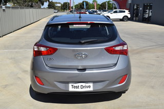 2014 Hyundai i30 GD3 Series II MY16 Active Silver 6 Speed Sports Automatic Hatchback