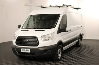 2014 Ford Transit VO 350L (Mid Roof) Frozen White 6 speed Manual Van.