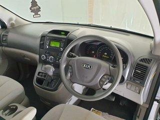 2013 Kia Grand Carnival VQ MY13 SI Silver 6 Speed Sports Automatic Wagon