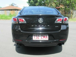 2016 Holden Calais VF II MY16 Black 6 Speed Sports Automatic Sedan
