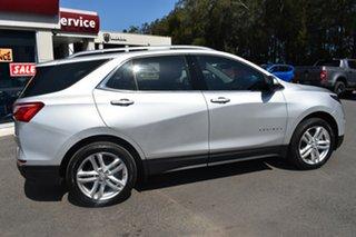 2018 Holden Equinox EQ MY18 LTZ-V AWD Silver 9 Speed Sports Automatic Wagon.