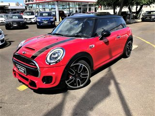 2015 Mini Hatch F56 John Cooper Works Red 6 Speed Sports Automatic Hatchback.