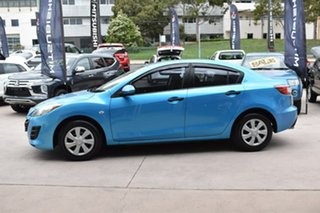 2010 Mazda 3 BL10F1 MY10 Neo Blue 6 Speed Manual Sedan