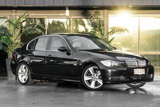 2005 BMW 3 Series E90 330i Steptronic Blue 6 Speed Sports Automatic Sedan.