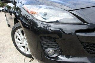 2011 Mazda 3 BL 11 Upgrade SP20 Skyactiv Black 6 Speed Automatic Sedan.
