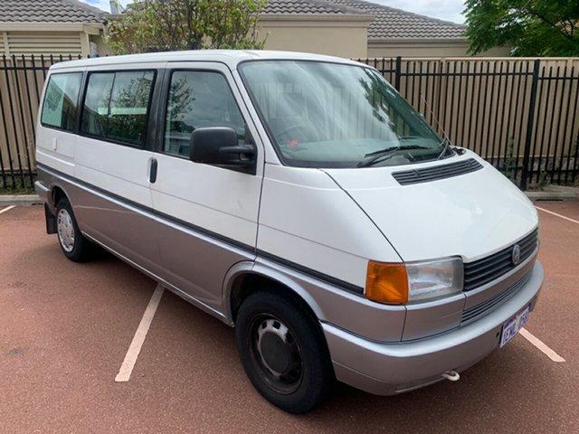 Used Volkswagen Caravelle St James, 1993 Volkswagen Caravelle White Manual Motor Camper