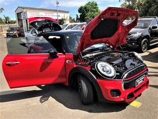 2015 Mini Hatch F56 John Cooper Works Red 6 Speed Sports Automatic Hatchback