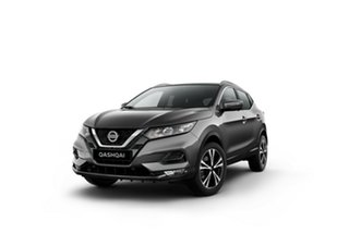 2020 Nissan Qashqai J11 Series 3 MY20 ST-L X-tronic Gun Metallic 1 Speed Constant Variable Wagon