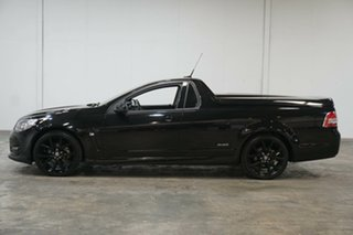 2016 Holden Ute VF II MY16 SV6 Ute Black Phantom 6 Speed Sports Automatic Utility