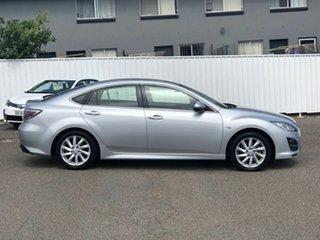 2010 Mazda 6 GH1052 MY10 Classic Silver 6 Speed Manual Sedan.