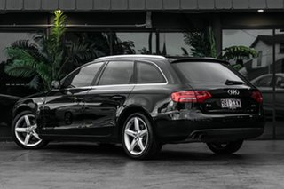 2011 Audi A4 B8 8K MY11 Avant Multitronic Black 8 Speed Constant Variable Wagon.