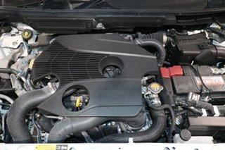 2017 Nissan Juke F15 Series 2 TI-S (AWD) White Continuous Variable Wagon