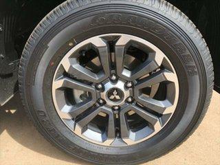 2020 Mitsubishi Triton MR MY21 GLS Double Cab White 6 Speed Sports Automatic Utility.