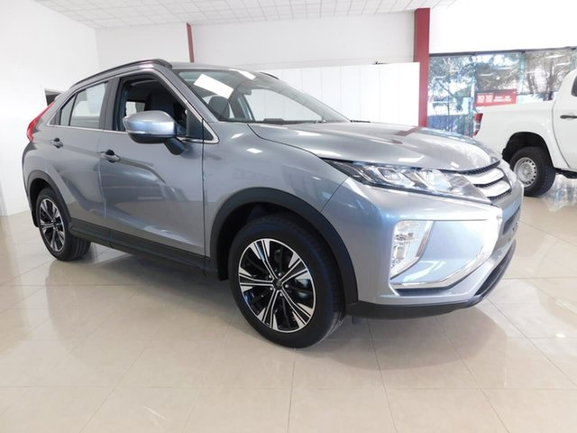 Used Mitsubishi Eclipse Cross YA MY20 ES 2WD Wonthaggi, 2020 Mitsubishi Eclipse Cross YA MY20 ES 2WD Grey 8 Speed Constant Variable Wagon