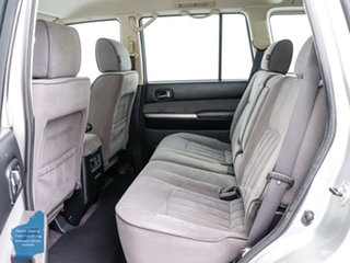 2015 Nissan Patrol GU Series 9 ST (4x4) Silver 4 Speed Automatic Wagon