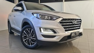 2019 Hyundai Tucson TL3 MY19 Elite 2WD Silver 6 Speed Automatic Wagon.