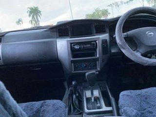 2007 Nissan Patrol GU 5 MY07 ST Grey 4 Speed Automatic Wagon