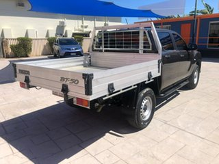2018 Mazda BT-50 UR0YG1 XT 4x2 Hi-Rider Bronze 6 Speed Manual Cab Chassis