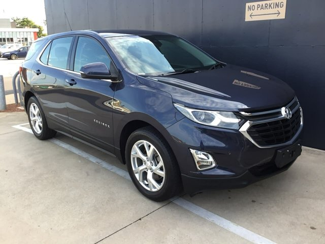 Used Holden Equinox EQ MY18 LT FWD Stuart Park, 2018 Holden Equinox EQ MY18 LT FWD Blue 6 Speed Sports Automatic Wagon