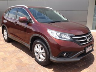 2012 Honda CR-V RM VTi 4WD 5 Speed Automatic Wagon.