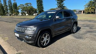 2020 Jeep Grand Cherokee WK MY20 Overland Granite Crystal Metallic 8 Speed Sports Automatic Wagon.