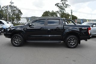 2017 Ford Ranger PX MkII FX4 Double Cab Black 6 Speed Manual Utility