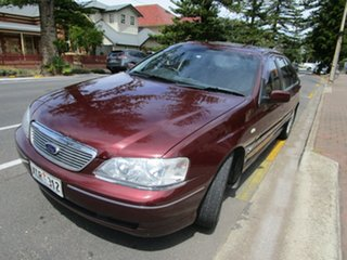 2003 Ford Fairlane BA Ghia 4 Speed Automatic Sedan