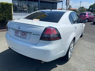 2011 Holden Calais VE II V White 6 Speed Sports Automatic Sedan
