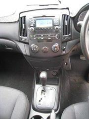 2009 Hyundai i30 FD MY09 SX White 4 Speed Automatic Hatchback