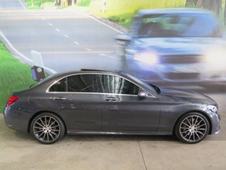 2016 Mercedes-Benz C250 205 MY16 D Grey 7 Speed Automatic Sedan.