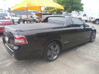 2011 Holden Ute VE II SV6 Thunder Black 6 Speed Manual Utility