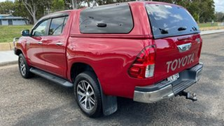 2017 Toyota Hilux GUN126R SR5 Double Cab 6 Speed Sports Automatic Utility