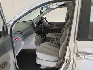 2013 Kia Grand Carnival VQ MY13 SI Silver 6 Speed Sports Automatic Wagon.