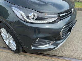 2018 Holden Trax TJ MY18 LTZ Grey 6 Speed Automatic Wagon