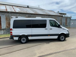 2015 Mercedes-Benz Sprinter NCV3 316CDI Low Roof MWB 7G-Tronic White 7 Speed Sports Automatic Van.
