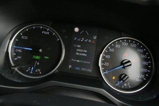 2019 Toyota RAV4 Axah52R GX 2WD White/cert 6 Speed Constant Variable SUV Hybrid