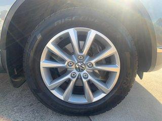 2014 Volkswagen Touareg 7P MY15 150TDI Tiptronic 4MOTION Grey 8 Speed Sports Automatic Wagon