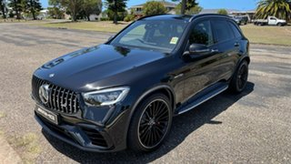 2020 Mercedes-Benz GLC-Class X253 800+050MY GLC63 AMG SPEEDSHIFT MCT 4MATIC+ S.