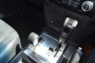 2014 Mitsubishi Pajero NX MY15 Exceed Silver 5 Speed Sports Automatic Wagon